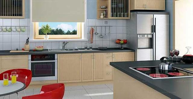 Những điều cần lưu ý khi trang trí phòng bếp nhà bạn cho hợp phong thủy