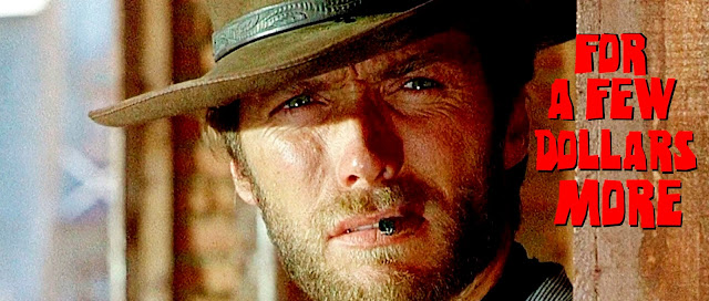 Image result for clint eastwood for a few dollars more""