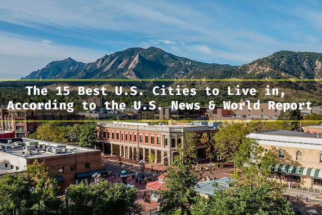 Top 5 Best Cities To Live In AS for Young Family