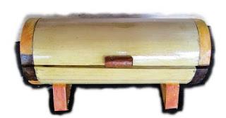 Cofrecito de bambú