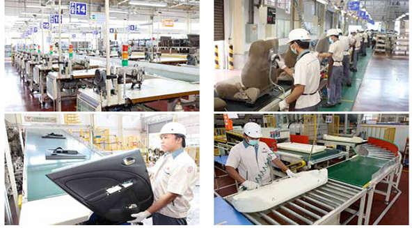 Lowongan Kerja Terbaru Karyawan PT Toyota Boshoku (TBINA) Lulusan SLTA, Diploma (D-3), Sajana (S-1) - Periode Oktober 2019