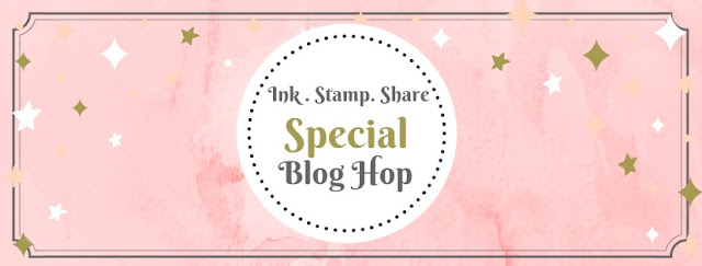 Ink Stamp Share Special Blog Hop Paper Daisy Stampin Up