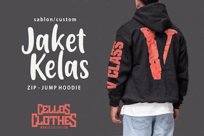Bikin Jaket Kelas Murah Yogyakarta - Jump Hoodie & Zip Hoodie