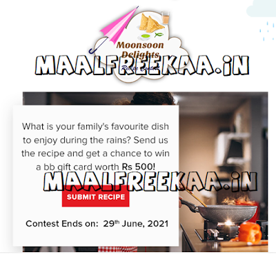 Munchies for monsoon, recipes, contest, & more