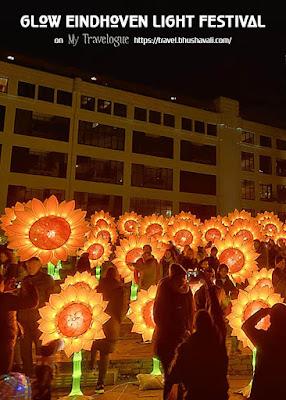 Glow Eindhoven Light Festival Pinterest