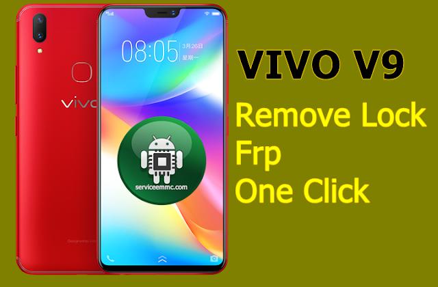 Remove lock-Frp Vivo V9 YOUTH PD1730BF One Click