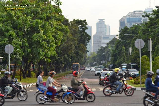Monas Jakarta 04 November 2013