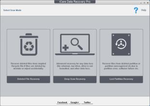 iCare Data Recovery Pro Full - Phục hồi dữ liệu tốt nhất