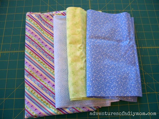 fabric for shoe organizer
