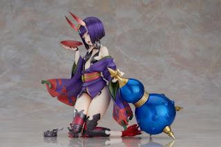 "Figuras: Galería de imágenes de Assassin/Shuten Douji de ""Fate/Grand Order"" - Max Factory"