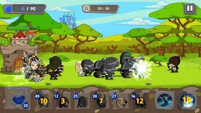 Royal Defense King Mod Apk v1.3.5 (Unlimited Money)