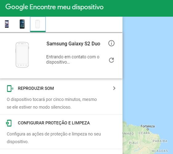 Aprenda Como Rastrear seu Celular Android perdido