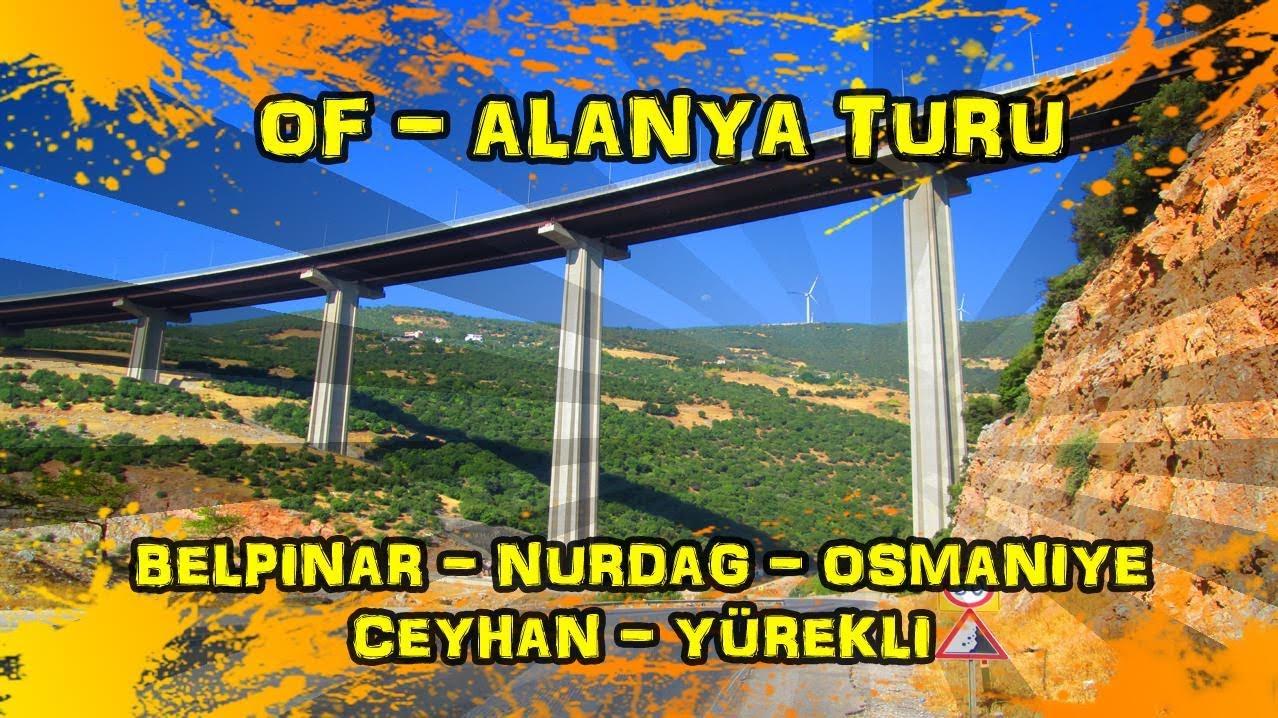 2019/09/19 Belpınar ~ Nurdağ ~ Osmaniye ~ Ceyhan ~ Yürekli