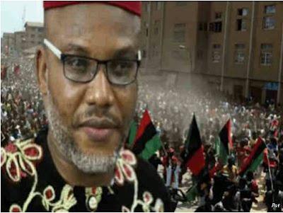Nnamdi Kanu and Biafra