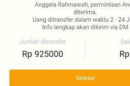 cara dapat uang dari aplikasi kwai go beserta trik agar cepat dapat koin (Pengalaman pribadi)