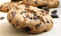 Çikolata parçalı kurabiye