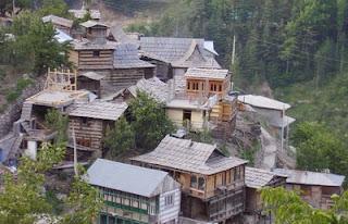House & Equipment in Kinnar Himachal Pardesh.
