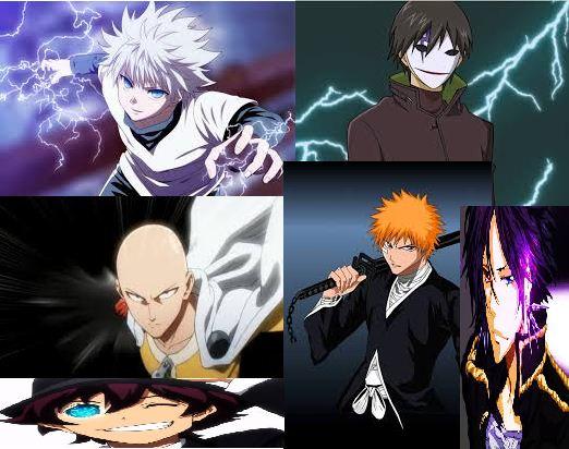 10 Most Powerful Anime Characters Anime Manga