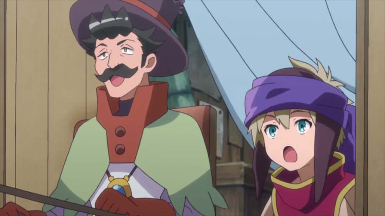 Merc Storia: Mukiryoku No Shounen To Bin No Naka No Shoujo Episode 10 Subtitle Indonesia