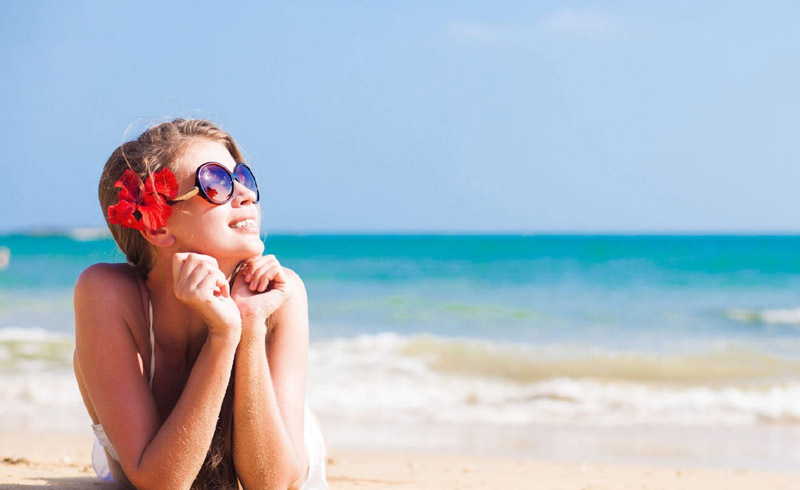 How to keep your skin smooth throughout the scorching summer