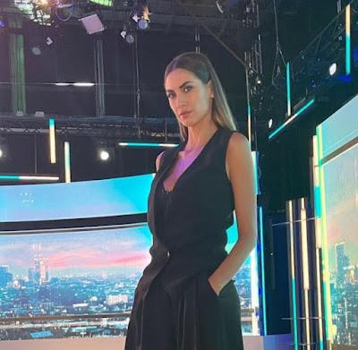 Melissa Satta foto Instagram Sky Calcio Club attacchi giornalista