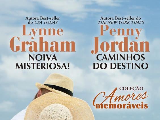 Lançamentos: Harlequin Books Brasil