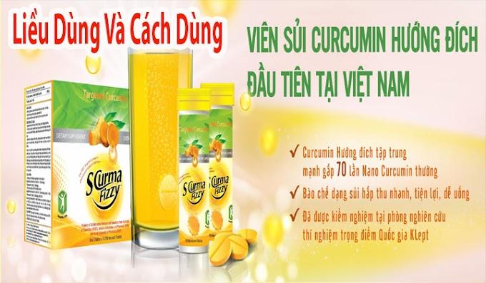 Đối tượng sử dụng, liều dùng và cách dùng SCurma fizzy