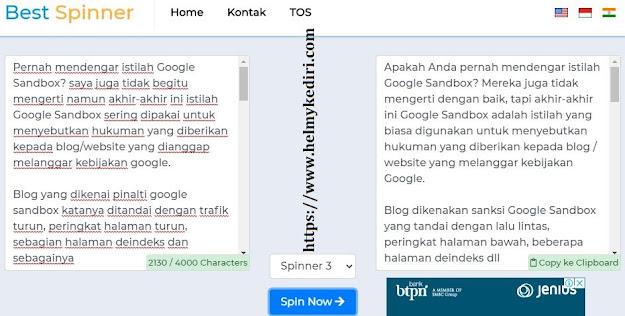 Cara copypaste artikel blog orang lain1