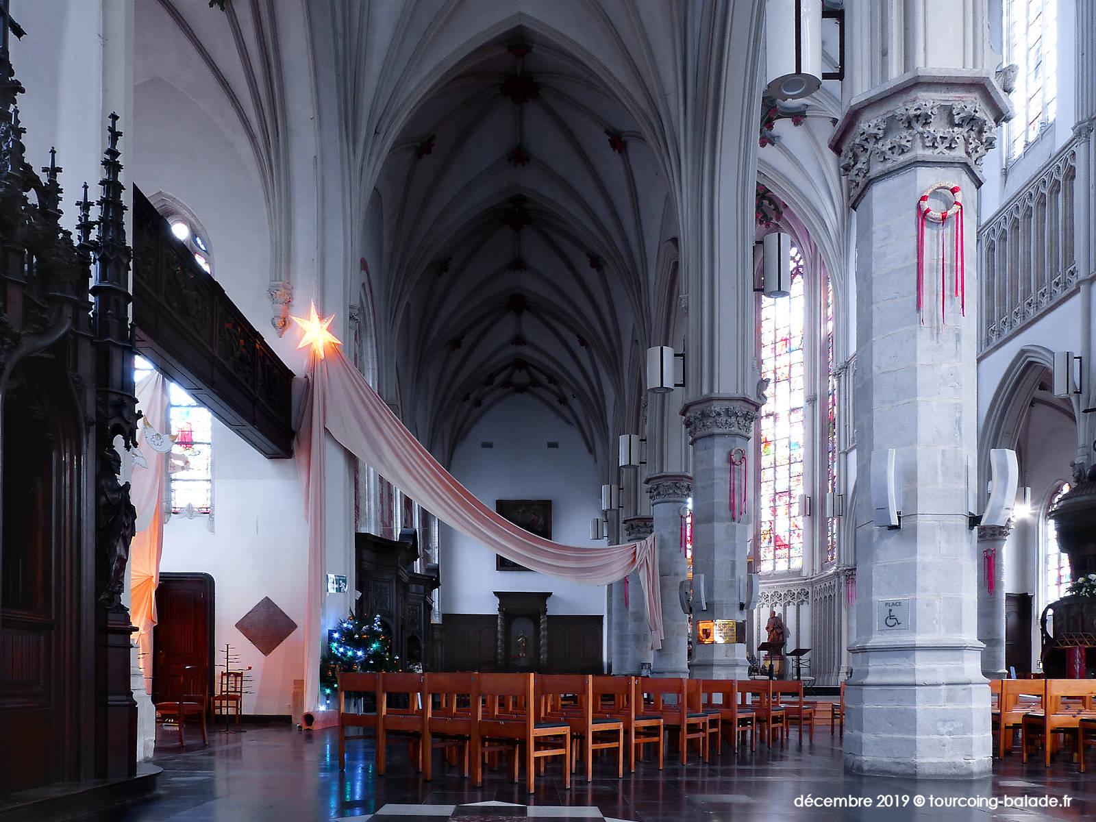 Étoile du Berger, Église Saint Christophe, Tourcoing 2019
