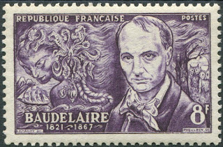 France, 1951 Baudelaire