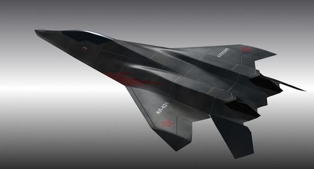 """روسيا تكتسح الفضاء بمقاتلة """"ميغ – 41"""" الواعدة"""