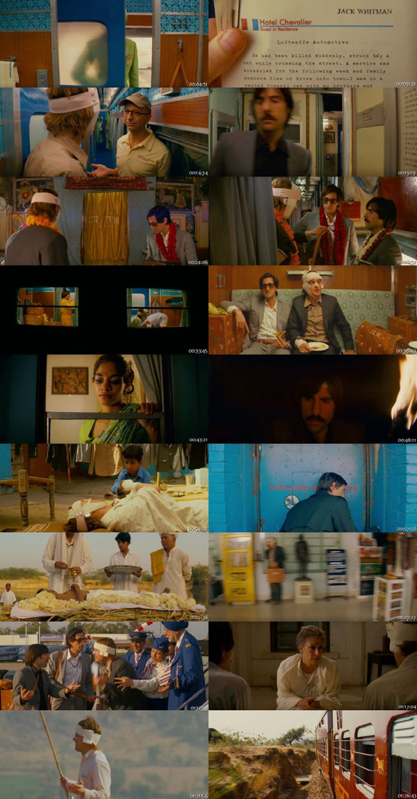 The Darjeeling Limited 2007 Dual Audio