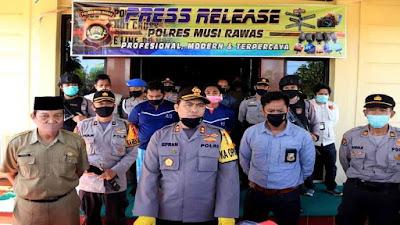 Kepala Dusun dan Anggota BPD Ditangkap Setelah Korupsi BLT Covid-19