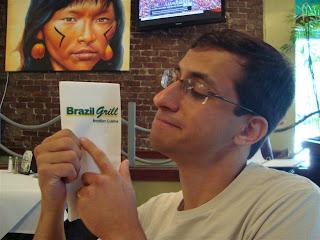 Brazil Grill - Restaurante brasileiro em Nova York