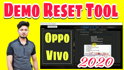 OPPO VIVO DEMO Mode Remove Tool (META Mode Reset) ONE CLICK Free Download