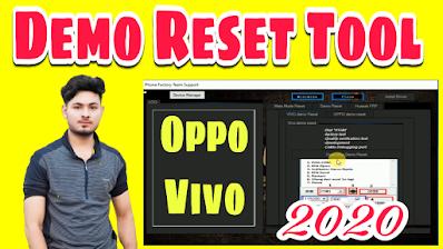 OPPO VIVO DEMO Mode Remove Tool (META Mode Reset) ONE CLICK Free Download