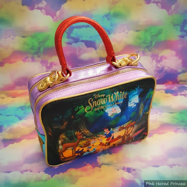 bag showing woodland scene from Disney Snow White