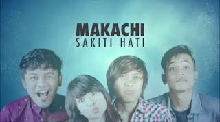 Lirik Lagu Makachi – Sakiti Hati