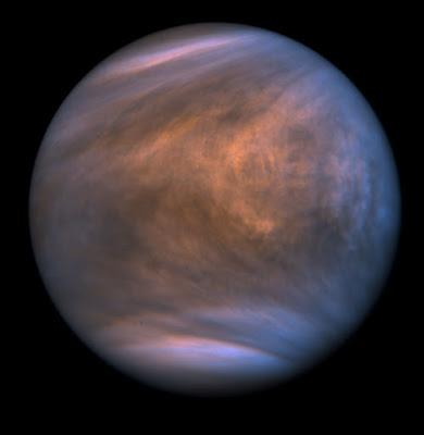 Venus, NASA kirim misi ke Venus, planet venus