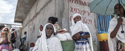 Éthiopie : le viol des femmes est devenu une arme de guerre - Photo © EDUARDO SOTERAS / AFP