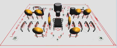 Low and High Pass Filter circuit