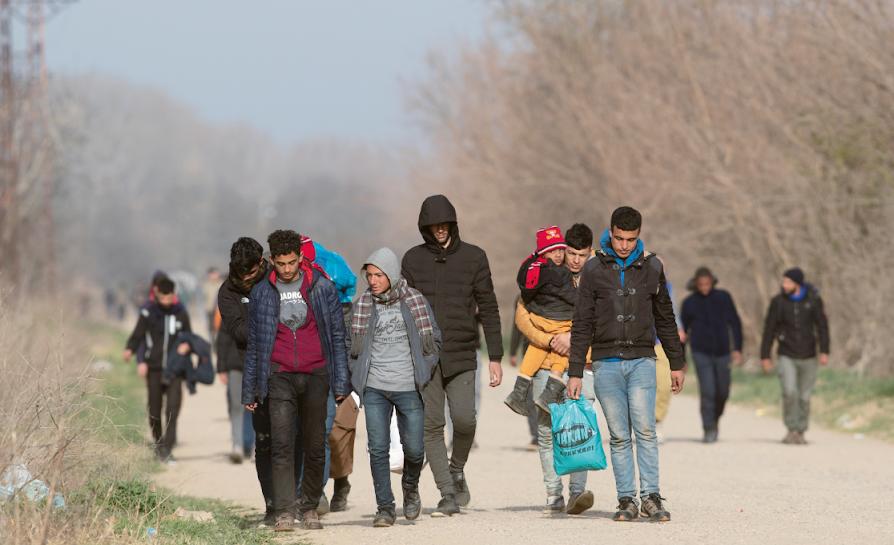 Ελληνοτουρκικό, μεταναστευτικό, Ε.Ε. και Ουγγαρία