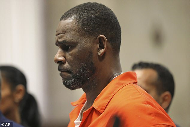 Judge denies temporary release for R. Kelly despite coronavirus fears