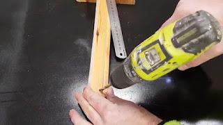 tutorial cara membuat alat pertukangan pengunci penggaris