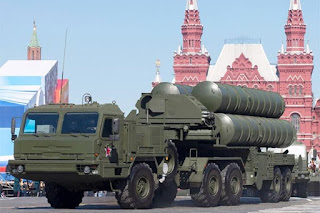 India ordered S-400 Surface to Air Missile