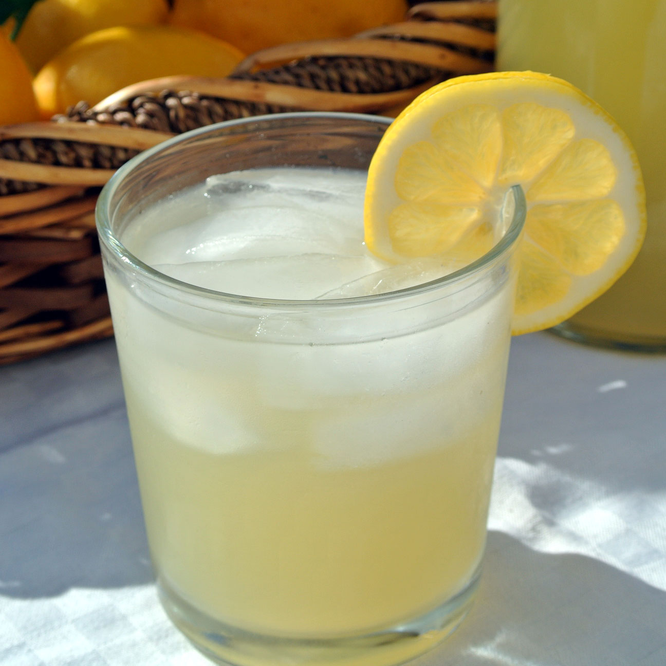 Gourmet Cooking For Two: Limoncello Cocktail