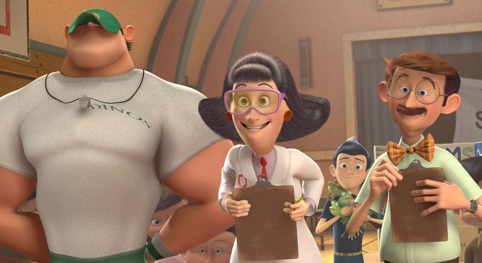 meet the robinsons inventions