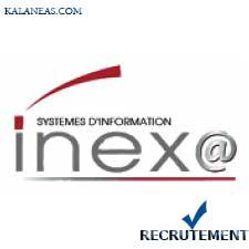 INEXA recrute Ingénieur Développeur Java
