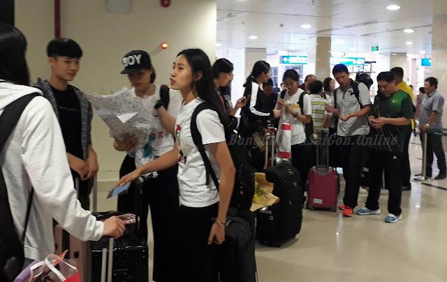 Đã hội ngộ đầy đủ ở cúp VTV9 - Bình Điền 2018 tại Quảng Nam