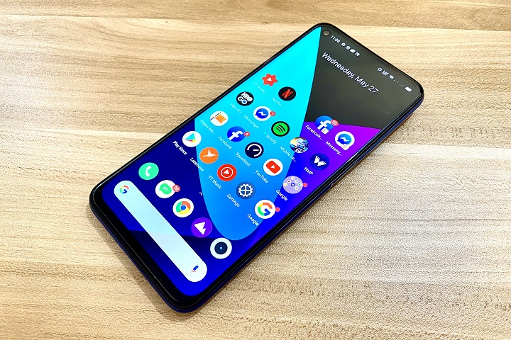 realme 6 review philippines display